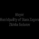 Mayor Municipality of Stara Zagora Zhivko Todorov