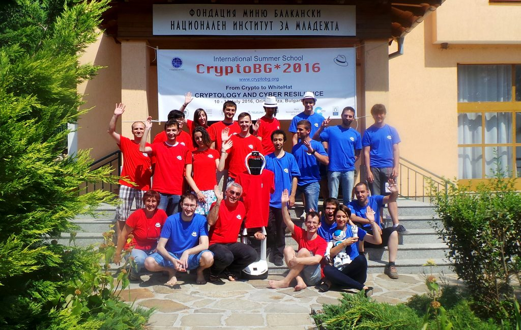 CryptoBG*2016 From CryptoBG to WhiteHat