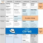 CryptoBG2016 - Program